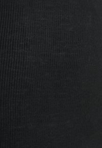 MAX&Co. - CUSCINO - Long sleeved top - black - 2