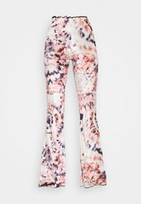 Jaded London - BOOTCUT JERSEY TROUSER WITH BABYLOCK  - Trousers - multi - 3