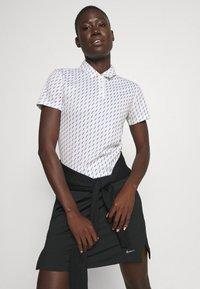 Nike Golf - Sports shirt - white/black - 3