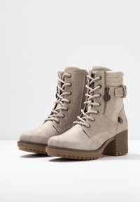Dockers by Gerli - Lace-up ankle boots - ice - 4