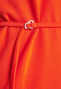 Calvin Klein - LOGO DRESS - Jersey dress - fiesta - 3