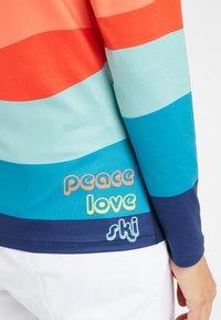 Krimson Klover - PEACE LOVE - Sportshirt - indigo - 5