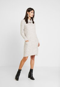Cream - ANDY DRESS - Jumper dress - light beige - 2