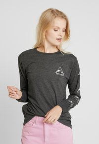Billabong - HIGH TIDE - Long sleeved top - black - 0