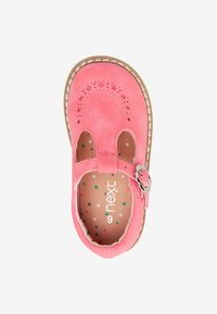Next - Ankle strap ballet pumps - pink - 1