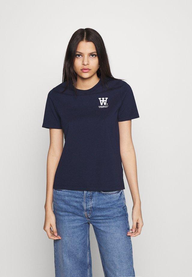 MIA - T-Shirt print - navy
