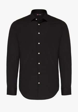 HODGE - Formal shirt - schwarz