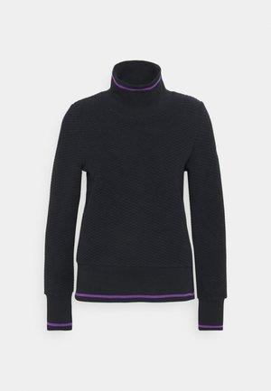 GLIDER - Sweatshirt - true black