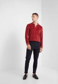 Editions MR - TERRYCLOTH - Sweater - brick - 1
