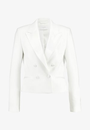 SPENCER BRIDAL JACKET - Żakiet - snow white