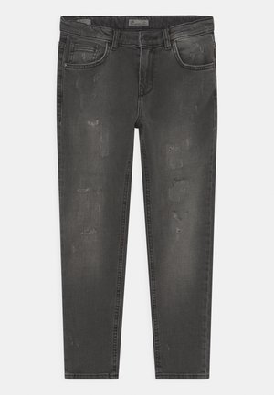 ELIANA - Relaxed fit jeans - afon wash