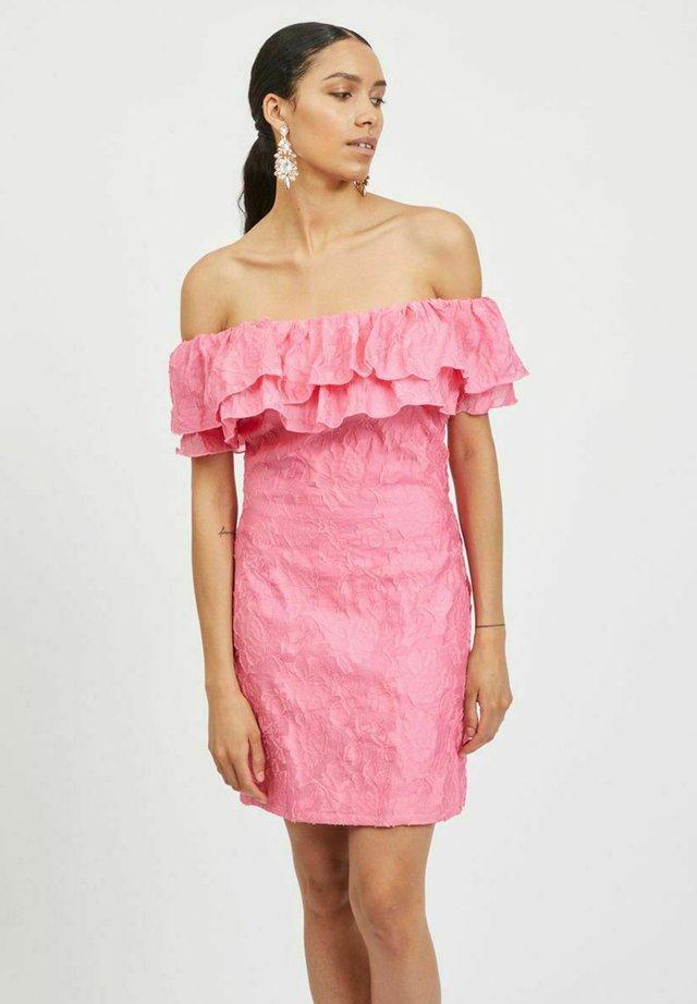 Vestito elegante - azalea pink