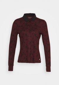 Calvin Klein Golf - ALTMAN - Polo shirt - blackberry - 4