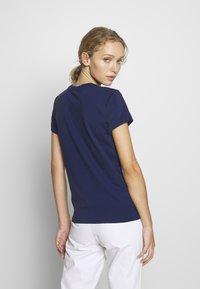 Polo Ralph Lauren - Camiseta estampada - holiday navy - 2