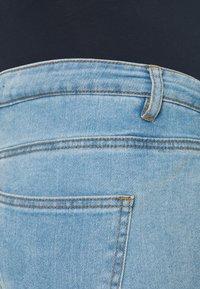 Missguided Maternity - MATERNITY RIOT OVER BUMP STRETCH - Zúžené džíny - blue - 2