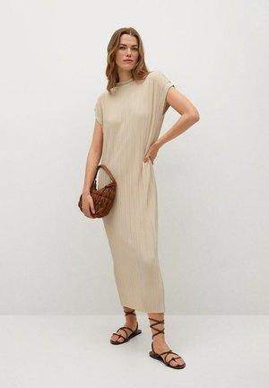 JUNGLE - Sukienka letnia - beige