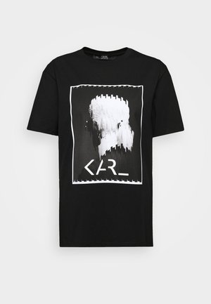 LEGEND - T-shirts med print - black