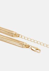 Pieces - PCSTARINE COMBI NECKLACE - Smykke - gold-coloured - 1
