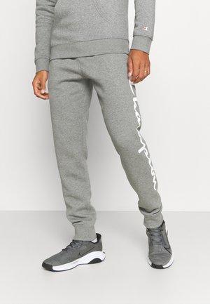 CUFF PANTS - Teplákové kalhoty - grey