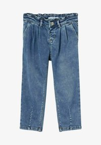 Name it - Jeans Straight Leg - medium blue denim - 0