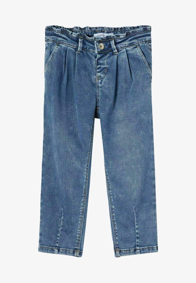 Name it - Jeans Straight Leg - medium blue denim