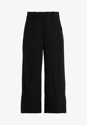 VALENTIN PANT  - Trousers - black