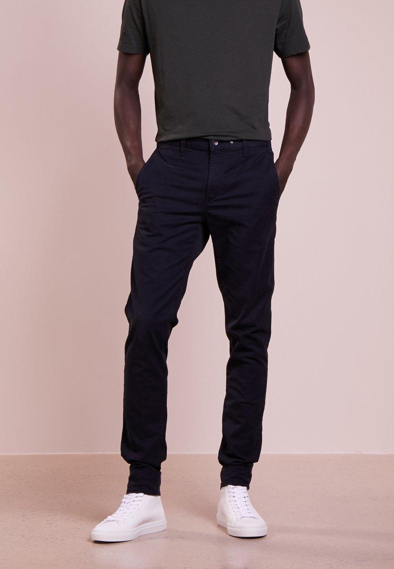 rag & bone - FIT - Chino kalhoty - navy