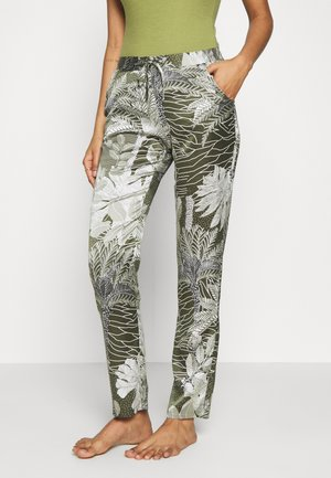 COLONIAL PANTALON - Pyjama bottoms - khaki