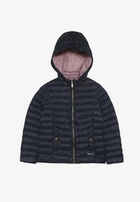 Barbour - GIRLS HIGHGATE QUILT - Winter jacket - navy/rose bay - 4