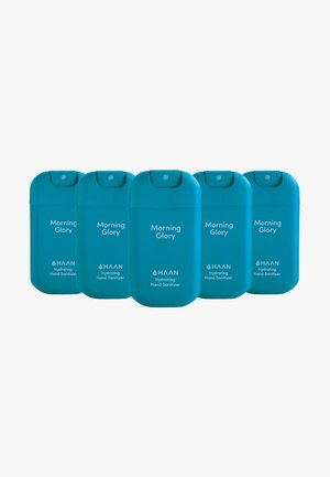 HAAN 5 PACK HAND SANITIZER - Bath and body set - morning glory