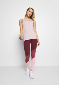 Cotton On Body - SO SOFT - Legging - mulberry marle splice - 1