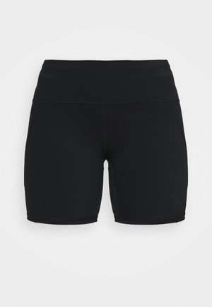 POWER WORKOUT SHORTS - Punčochy - black