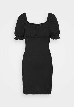 VMNINA SHORT DRESS - Etuikleid - black