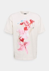 Obey Clothing - ORCHID - Print T-shirt - sago - 3