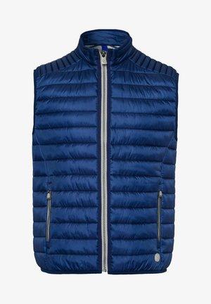 STYLE WILLIS - Waistcoat - blau