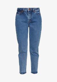 Samsøe Samsøe - MARIANNE - Relaxed fit jeans - light ozone marble - 2