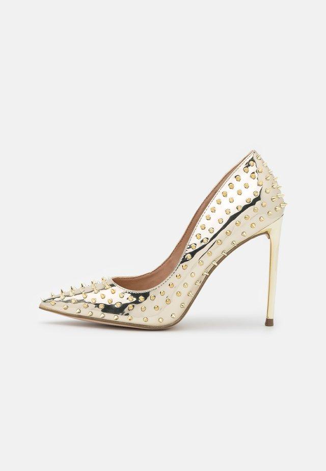 VALA - Zapatos altos - gold