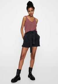 PULL&BEAR - Top - rose - 1