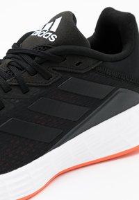 adidas Performance - DURAMO  - Neutrální běžecké boty - coreblack - 5