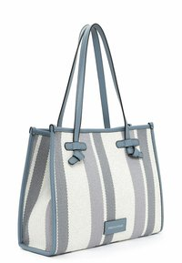Emily & Noah - Handbag - blue stripes - 3