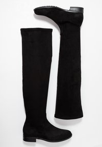 Esprit - STEVY - Over-the-knee boots - black - 3