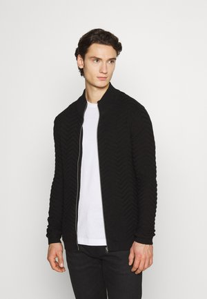 ZIP - Cardigan - black