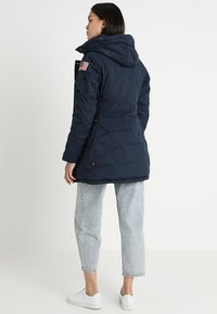 Alpha Industries - POLAR JACKET - Vinterkappa /-rock - blue - 3