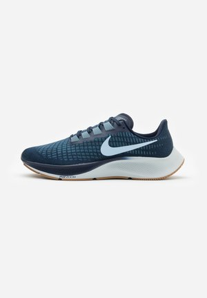 AIR ZOOM PEGASUS 37 - Neutral running shoes - obsidian/celestine blue/ozone blue