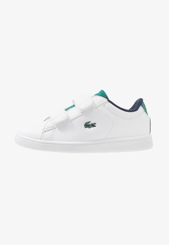 CARNABY EVO - Chaussures premiers pas - white/green