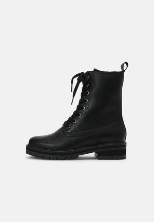 HORSE - Veterboots - black