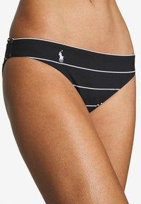 Polo Ralph Lauren - DEVIN  - Bikini bottoms - black - 5