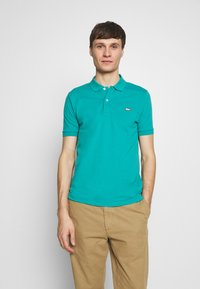 Lacoste LIVE - PH8004 - Polo shirt - niagara blue - 0