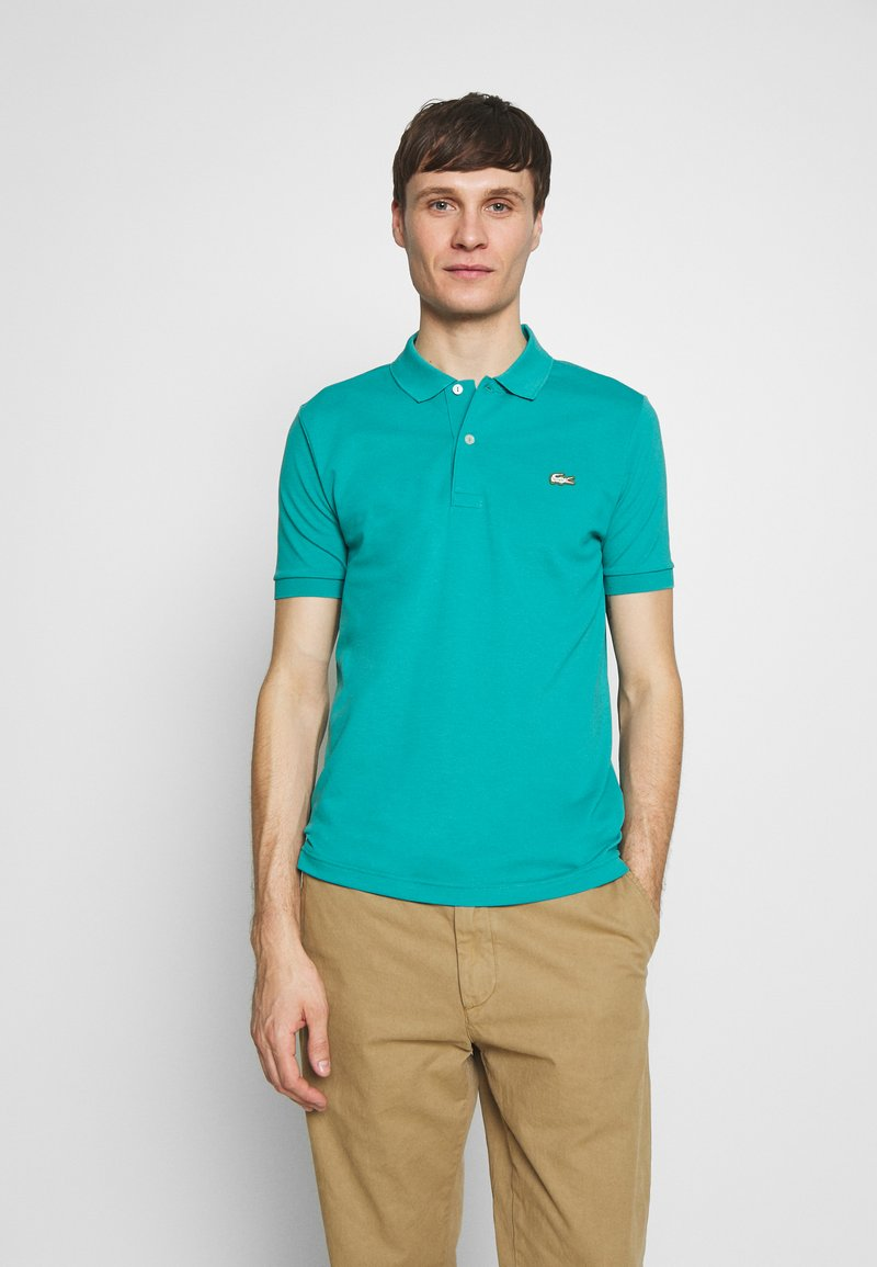 Lacoste LIVE - PH8004 - Polo shirt - niagara blue