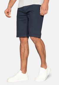 Threadbare - Denim shorts - navy - 0